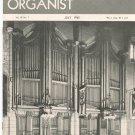 The American Organist July 1965 Volume 48 Number 7 Vintage