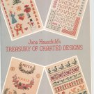 Jana Hauschild's Treasury Of Charted Designs Cross Stitch 0486245810