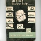 Vintage Aluminum Structural Design by Reynolds Metals Company 1951