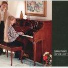 Yamaha Piano Upright Series Catalog