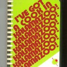 I've Got A Cook In Kalamazoo Cookbook Junior League Michigan 1981
