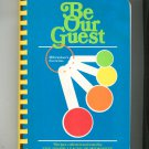 Be Our Guest Cookbook Junior League Milwaukee 1980