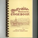 Neffsville Mennonite Cookbook Regional Church Lancaster Pennsylvania