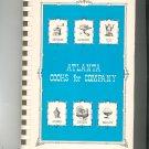 The Atlanta Music Club Presents Atlanta Cooks For Company Cookbook Regional Georgia Vintage 1974