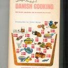 Wonderful Wonderful Danish Cooking Cookbook Ingeborg Dahl Jensen Hard Cover With Dust Jacket