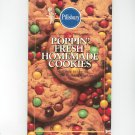 Pillsbury Poppin Fresh Homemade Cookies Cookbook 0824182073