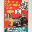 Science & Mechanics October 1966 Vintage New 337 HP Rotary Engine