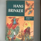 Vintage Hans Brinker Children's Book Windermere Readers Hard Cover 1955