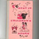 Best In Children's Books Vintage Hard Cover