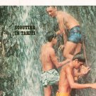 Boys Life Vintage Back Issue February 1969 Scouting In Tahiti