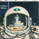 Boy's Life Magazine Vintage Back Issue June 1972 Our Future In Space