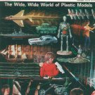 Boy's Life Magazine Vintage Back Issue November 1973 The Wide Wide World Of Plastic Models