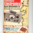 Elementary Electronics Magazine Vintage Back Issue May June 1968