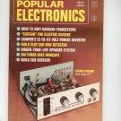 Popular Electronics Magazine Vintage Back Issue May 1969