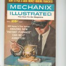 Mechanics Illustrated Magazine July 1962 Vintage Furnace Melt Asbestos