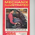Mechanics Illustrated Magazine March 1965 Vintage New Steering System For Your Car