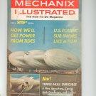 Mechanix Illustrated Magazine April 1964 Vintage U S Plastic Sub Swims