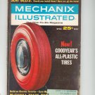 Mechanix Illustrated Magazine May 1964 Vintage New Goodyear's All Plastic Tires