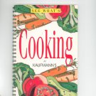See What's Cooking At Kaufmann's Cookbook Advertising