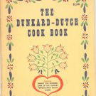 The Dunkard Dutch Cookbook Vintage 1968 Appiled Arts Nearly 500 Recipes