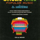 Organ-Izing Popular Music Book 1 by Al Hermanns Organ Music