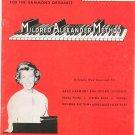 Mildred Alexander Method Book 4 Hammond Organ Vintage 1962