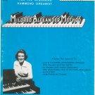 Mildred Alexander Method Book 1 Hammond Organ Vintage 1961