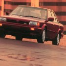 Nissan Stanza  1989 Sales Catalog / Brochure Nice