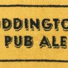 Boddingtons Pub Ale Golf Towel Advertising