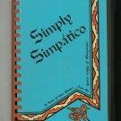 Simply Simpatico Cookbook Junior League Albuquerque New Mexico 0960927808