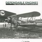 Dependable Engines by Mark Sullivan Hard Cover Pratt & Whitney 9781563479571