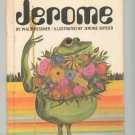 Jerome Children's Book Hard Cover Phil Ressner Vintage