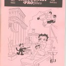 Cartoonist Profiles Number 64 December 1984 Betty Boop & Felix