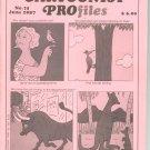 Cartoonist Profiles Number 74 June 1987 Syd Hoff