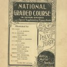 National Graded Course Piano Forte Grade III 3 Hatch Music Company