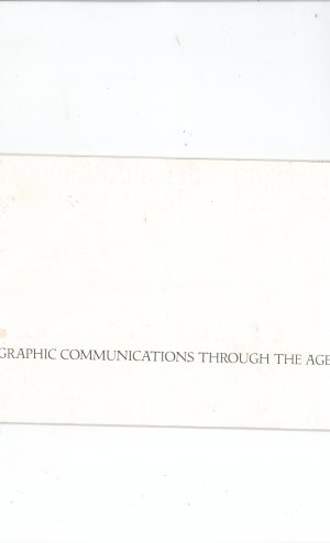 Graphic Communications Through The Ages Vintage 1971 Presented by Kimberly Clark