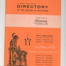 Official 1966 1967 Directory Diocese Of Rochester NY With Advertisements