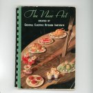 The New Art Cookbook by General Electric Kitchen Institute Vintage