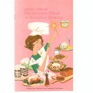 Sour Cream The  Gourmet Touch Cookbook Vintage American Dairy Association Crowley's