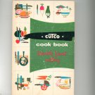 Cutco Cookbook World's Finest Cutlery Vintage Hard Cover
