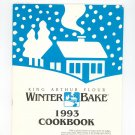 King Arthur Flour Winter Bake 1993 Cookbook