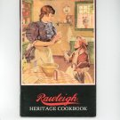 Rawleigh Heritage Cookbook
