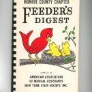 Feeder's Digest Cookbook Regional Medical Assistants New York Vintage