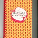 The Harvard Cookbook Regional First Congregational Unitarian Church Massachusetts Vintage