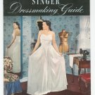 Singer Dressmaking Guide Vintage 1947 Singer Sewing Machines