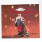 Hallmark 2001 Dream Book Keepsake Ornaments