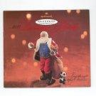 Hallmark 2001 Dream Book Keepsake Ornaments