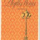Phyllis Morris Originals Catalog Vintage