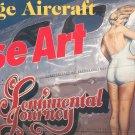 Vintage Aircraft Nose Art Sentimental Journey 1995 Wall Calendar Never Opened