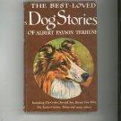 The Best Loved Dog Stories Vintage Hard Cover Grosset & Dunlap Alert Terhune